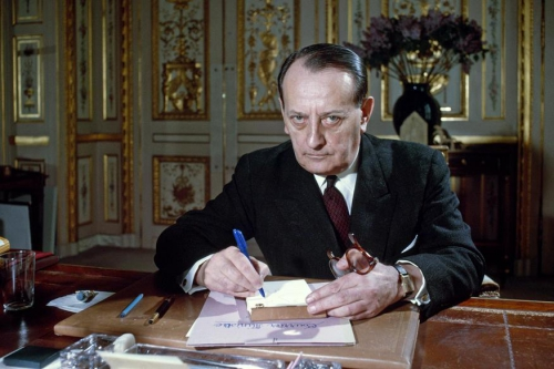 André Malraux, culture, citations